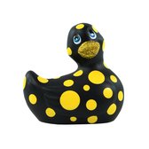 I Rub My Duckie 2.0 | Happiness - Zwart & Geel
