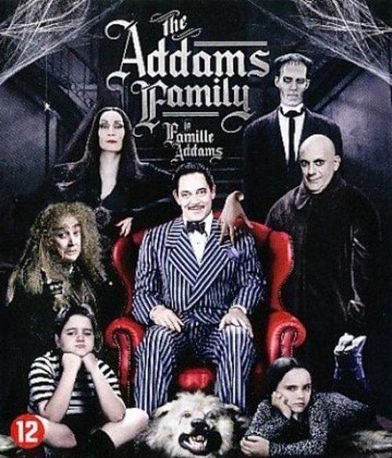 Cover van de film 'Addams Family'