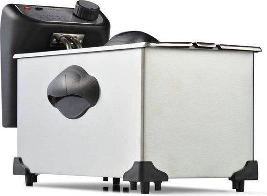 Blokker BL-91001 - Frituurpan - 3 liter - RVS