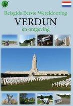 Boek cover Reisgids Verdun Eerste Wereldoorlog van Ronald Snip
