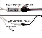 RGB Led strip – 5M – Inclusief Afstandsbediening – Excl voeding