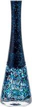 Bourjois 1 Seconde nagellak - 01 Blu(e)ffing