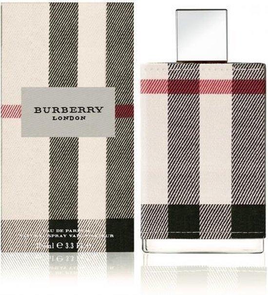 Burberry London Woman Eau De Parfum 100ml