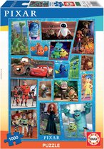 Disney Pixar puzzel Educa 1000 stukjes