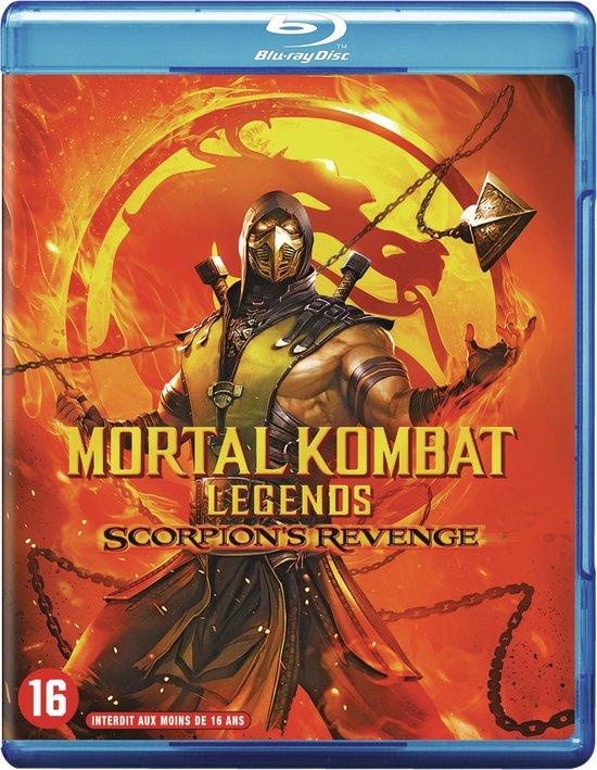Mortal Kombat Legends - Scorpion's Revenge (Blu-ray)