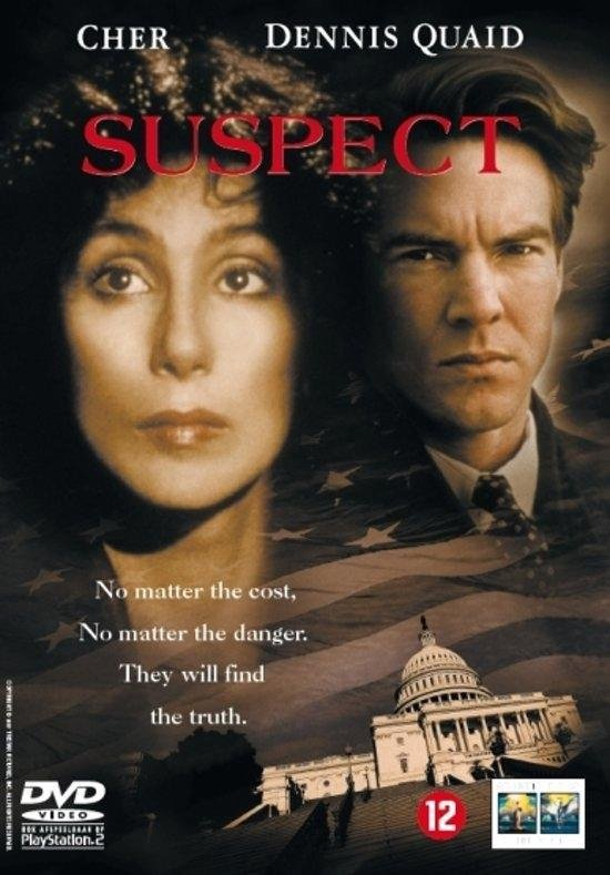 Cover van de film 'Suspect'