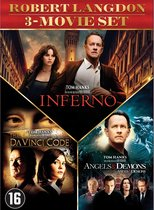 Inferno - Angels & Demons - The Da Vinci Code