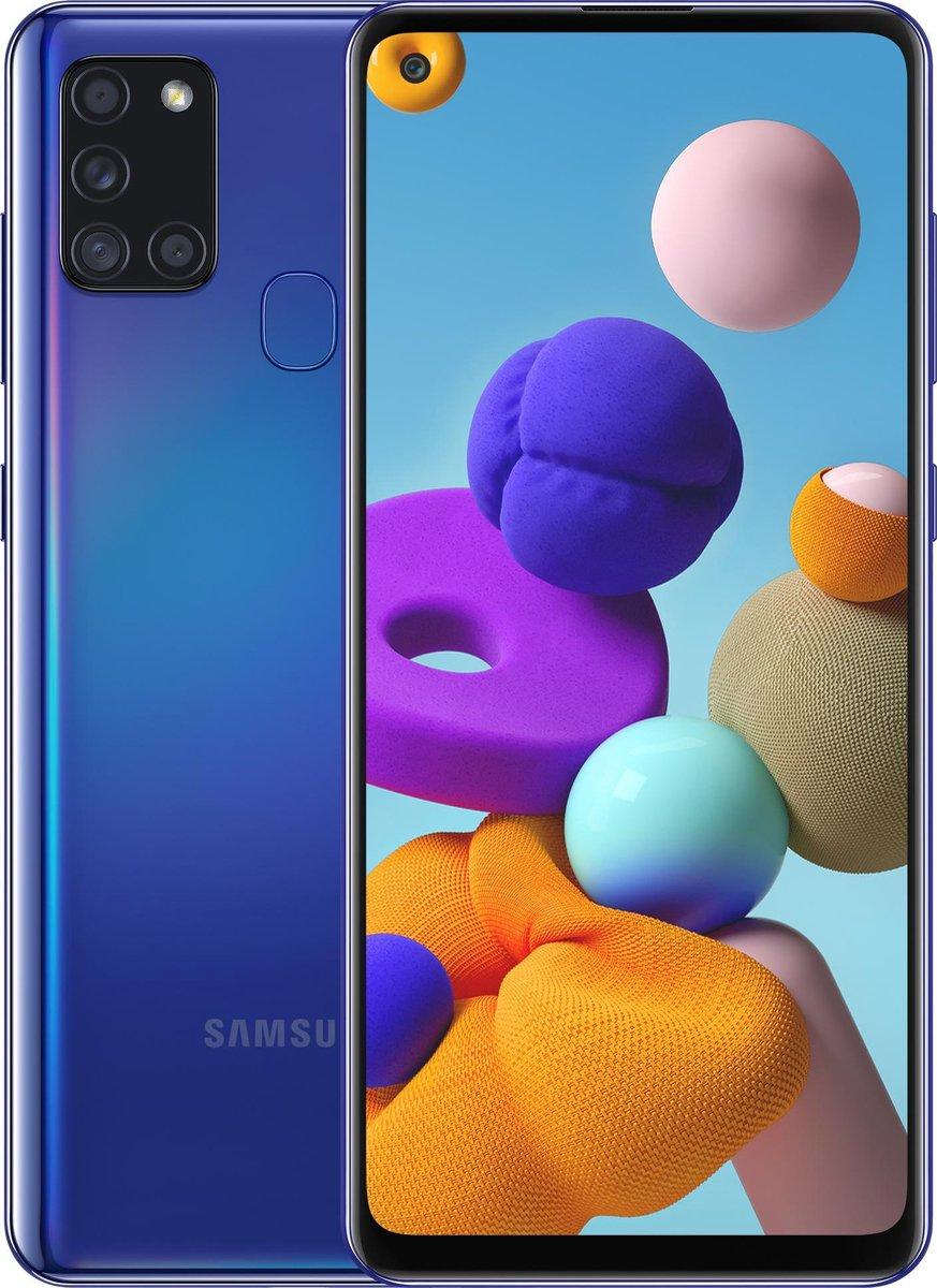 Samsung Galaxy A21 - 32GB - Blauw kopen