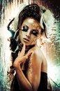 Luxe Wanddecoratie - Foto - Plexiglas & Dibond - Aluminium Ophangsysteem - Glamour Temptation l