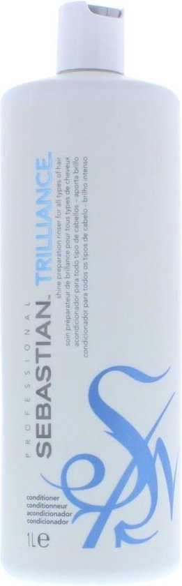 Sebastian Professional Trilliance Conditioner - 1000 ml - Crèmespoeling