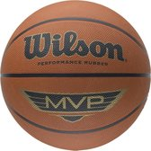 Wilson Basketbal Mvp Rubber Oranje Maat 7