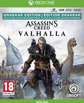 Assassin's Creed Valhalla - Drakkar Edition - Xbox