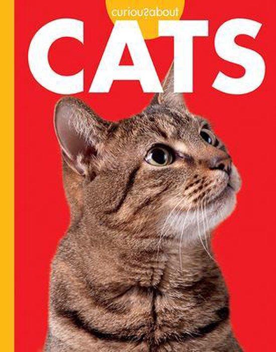 Boek cover Curious about Cats van M K Osborne (Paperback)