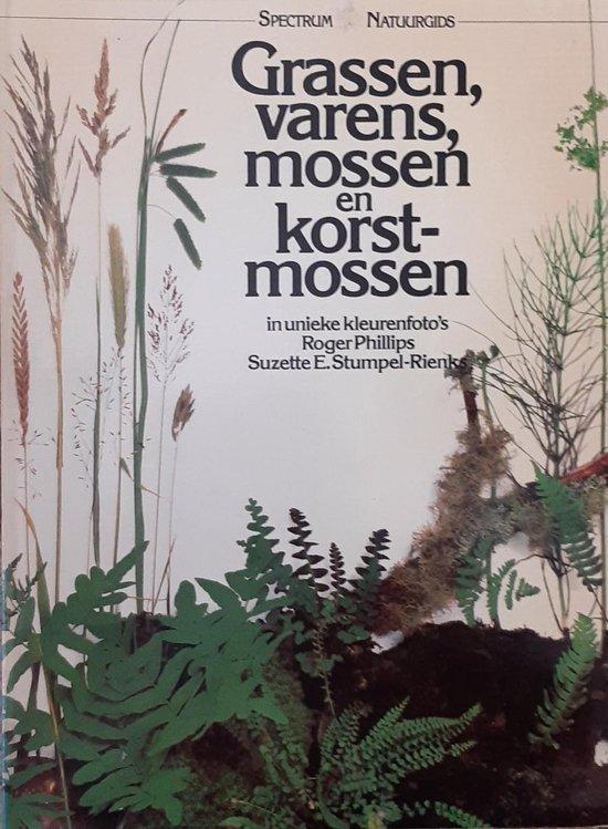 GRASSEN VARENS MOSSEN EN KORSTMOSSEN - Roger Phillips  