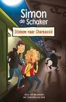 Simon de Schaker 3 -   Stiekem naar Charkassië