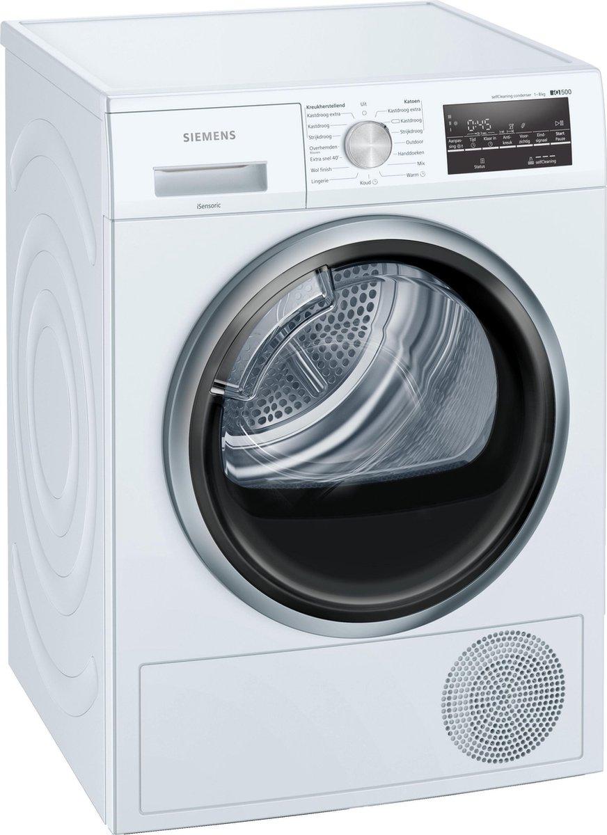 Siemens WT45W400NL – iQ500 – Warmtepompdroger