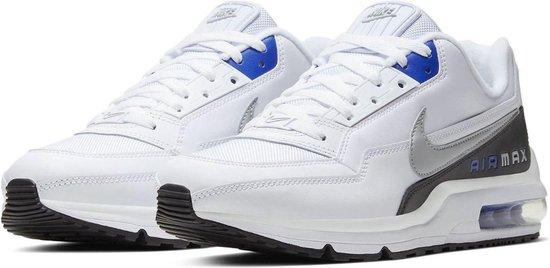 Nike Sneakers - Maat 42.5 - Mannen - wt/ zwart/ blauw
