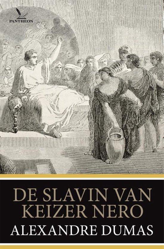 De slavin van keizer Nero - Alexandre Dumas  