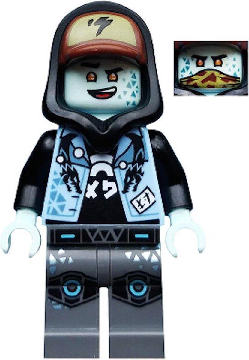 LEGO Ninjago Scott minifiguur NJO558