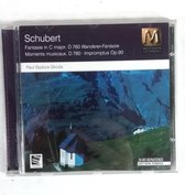 Franz Schubert Fantasie in C Major, D.760, Moments Musicaux D.780