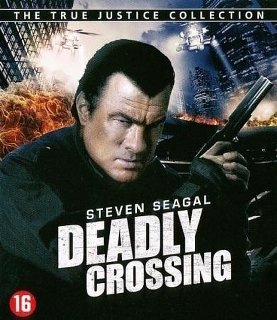 Cover van de film 'True Justice - Deadly Crossing'