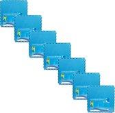 Comfortpool - Voordeelpakket - Zwembad tegels - 35 tegels - 60 x 60 cm - 12,6m²