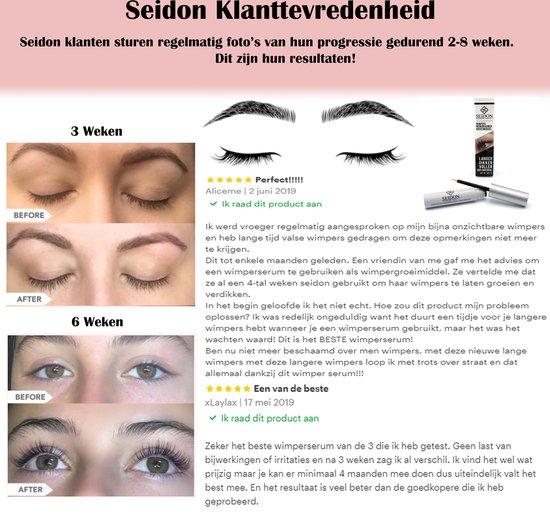 Seidon™ Wimperserum - Wimper groeimiddel