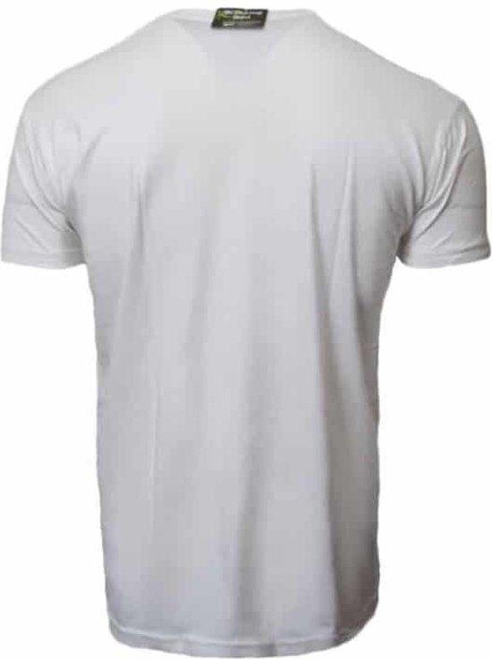 T-shirt Breaking Bad Los Pollos wit Xl
