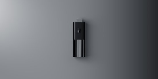 Xiaomi Mi TV Stick Schwarz EU [Portabler Streaming Media Player mit Android TV 9.0 und Google Assistent]