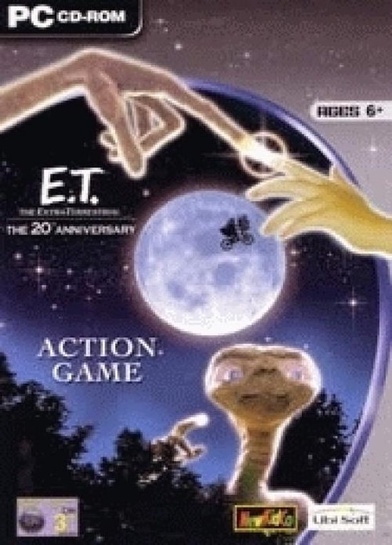E.T. The Action Game