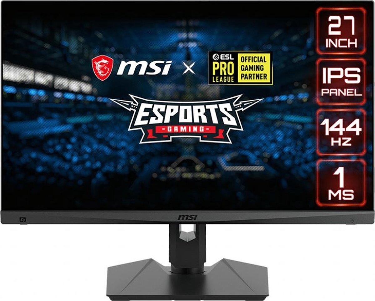 MSI Optix MAG274R 27 inch IPS Gaming Monitor kopen