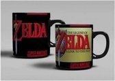 ZELDA - Mug Heat Change - The Legend of Zelda