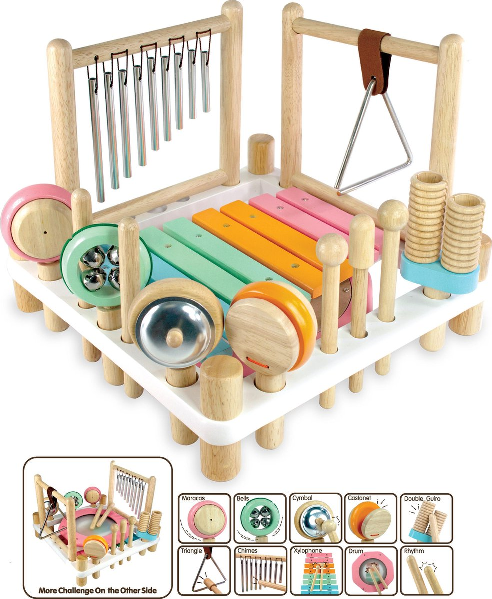 I'm Toy Muziekset Pastel