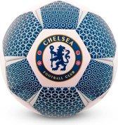 Chelsea Voetbal Vector Synthetisch Blauw/wit Maat 5