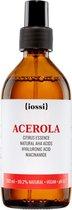 IOSSI | Acerola Citrus Essence 200ml | Gezichtsverzorgings Toner | Natuurlijke Hydrolaatspray | Gezichtstoner