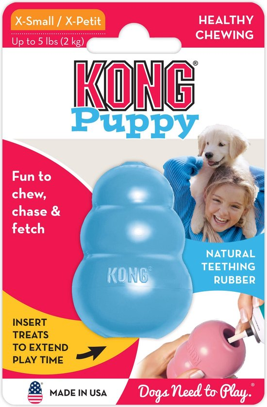 Kong Puppy XS