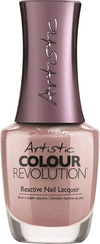 Artistic Nail Design Colour Revolution 'Goddess'
