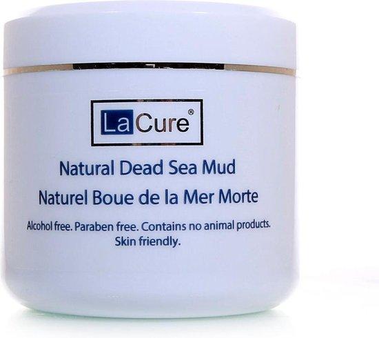 Natuurlijke Dode Zee modder (body & face), La Cure