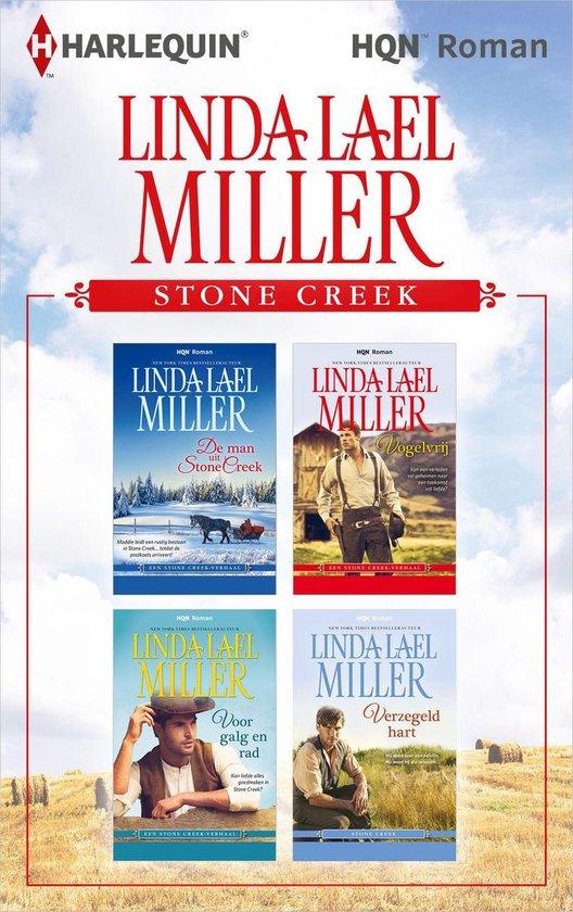 HQN Roman - Stone Creek, 4-in-1 - Een uitgave van Harlequin HQN Roman - eBundel - Linda Lael Miller |