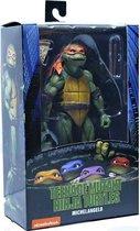 NECA TMNT: 1990 Movie - Michelangelo 7 inch Action Figure