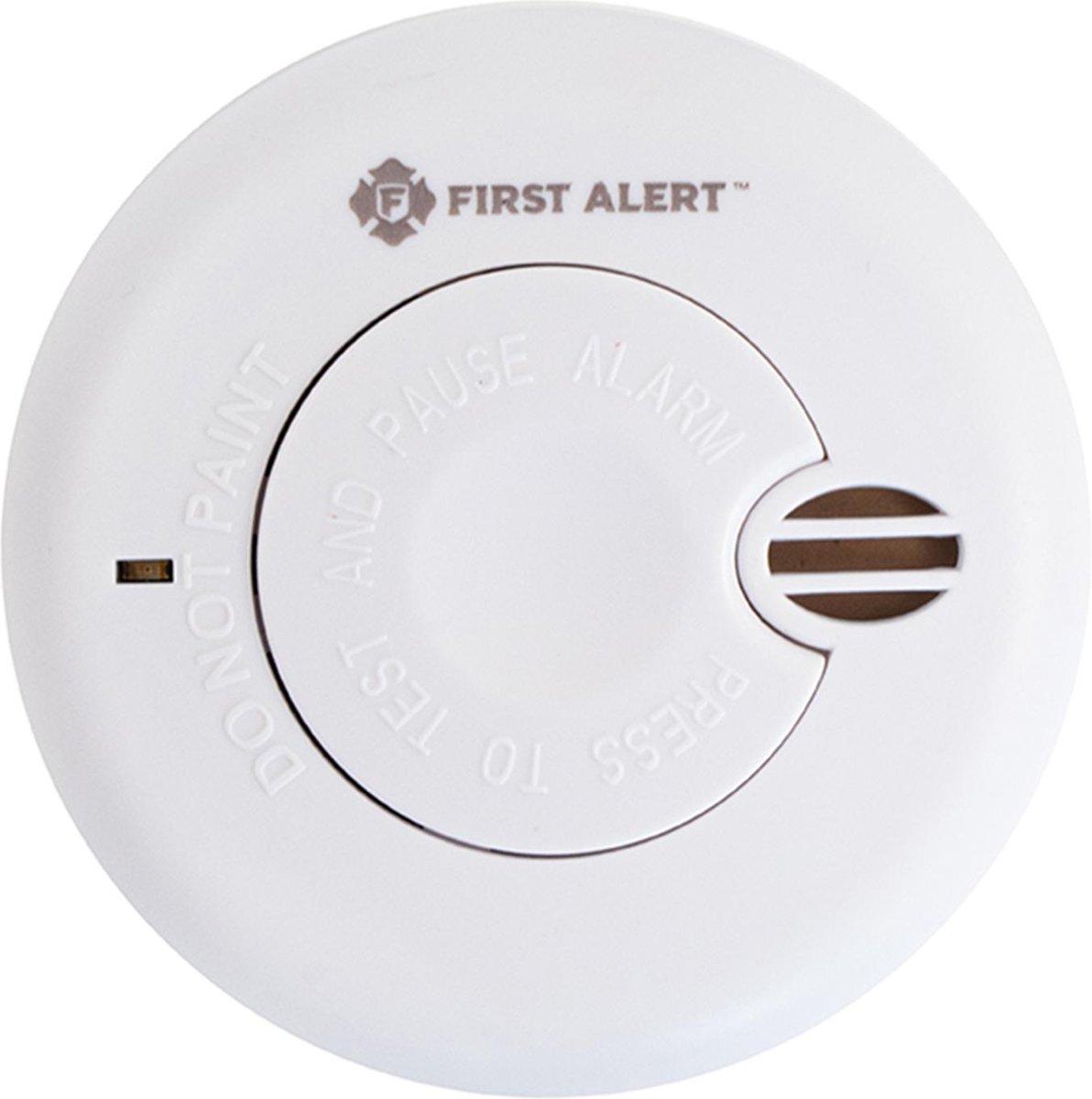 First Alert SA700CE Rookmelder Compact 2  x  Aaa