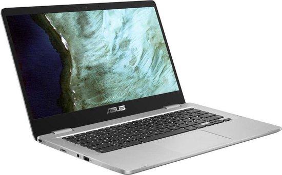 Asus Chromebook C423NA-EB0350 - Chromebook - 14 Inch