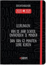 Darum! Docentenagenda A5- 2020/2021