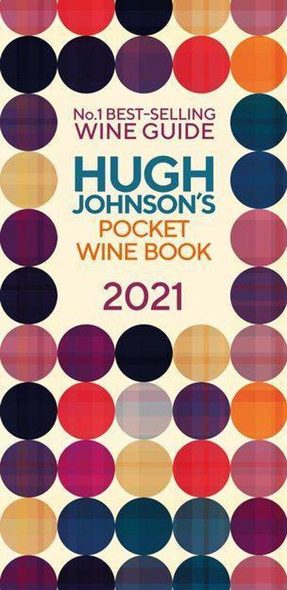 Boek cover Hugh Johnson Pocket Wine 2021 van Hugh Johnson (Onbekend)