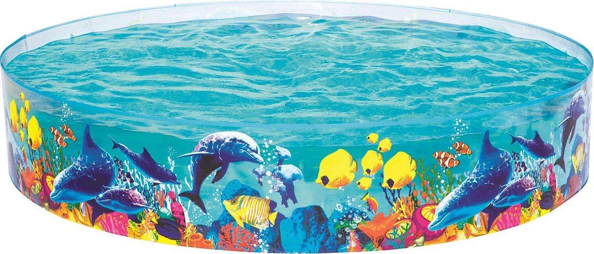 Bestway Fill 'N Fun Pool Zwembad - 2.44m x H46cm