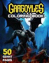 Gargoyles Coloring Book