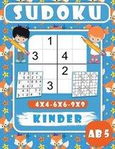 Sudoku Kinder Ab 5