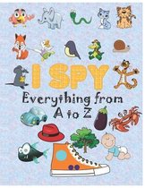 i spy Everything from A to Z