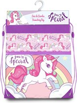 Unicorn You're Special - Gymbag - 42 x 36 cm - Multi