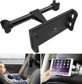 LeafU® iPad Houder Auto Hoofdsteun - Nintendo Switch/Telefoonhouder auto - Zwart